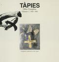 TAPIES V.I 1943-1960