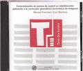 CARACTERIZACIÓN DE PUNTOS DE CONTROL EN TELEDETECCIÓN : APLICACIÓN A LA CORRECCIÓN GEOMÉTRICA A