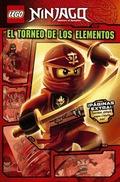 LEGO NINJAGO. EL TORNEO DE LOS ELEMENTOS.