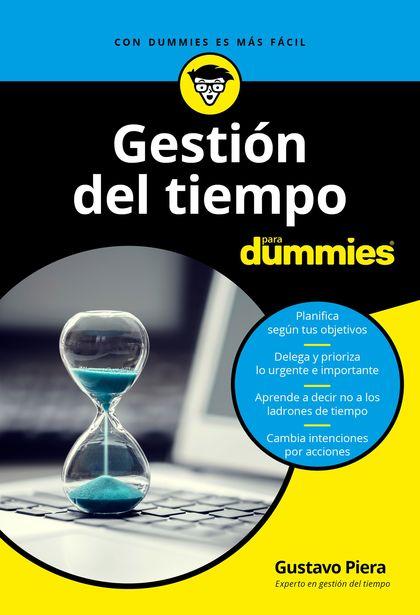 GESTIÓN DEL TIEMPO PARA DUMMIES.