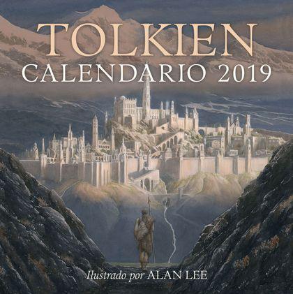CALENDARIO TOLKIEN 2019.