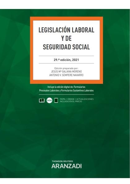 LEGISLACION LABORAL Y DE SEGURIDAD SOCIAL.