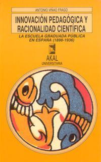 (138)INNOVACION PEAGOGICA Y RACIONALIDAD CIENTIFICA