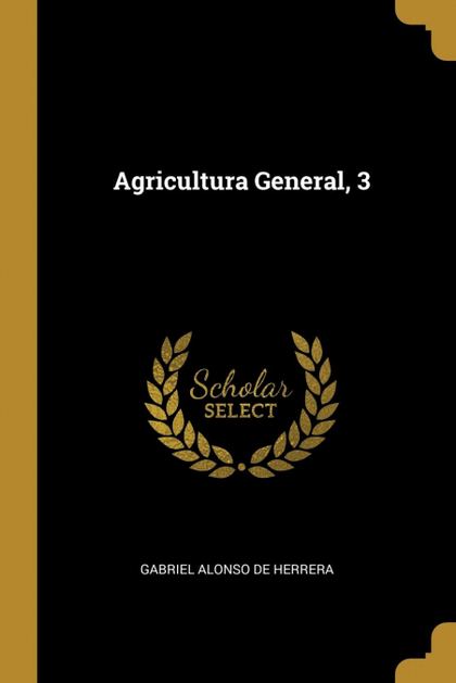 AGRICULTURA GENERAL, 3