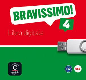 BRAVISSIMO! 4 USB - LIBRO DIGITALE