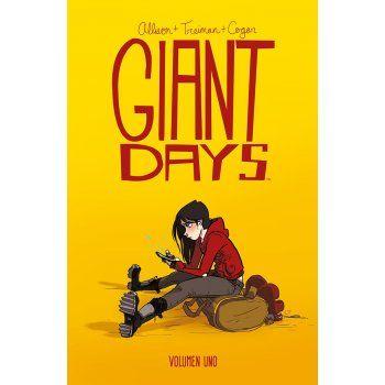 GIANT DAYS 1.
