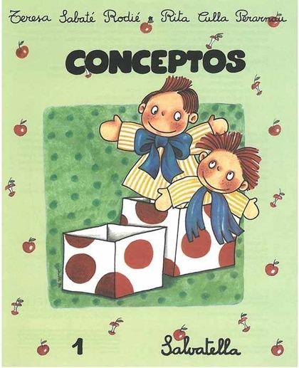 CONCEPTOS 1, EDUCACIÓN INFANTIL