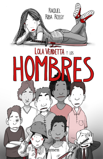 ¡HOMBRES!
