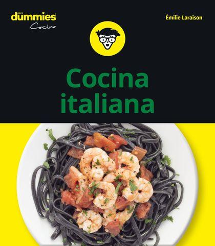 COCINA ITALIANA PARA DUMMIES.