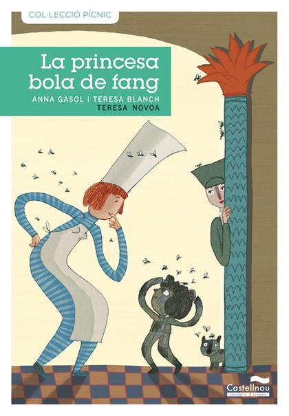 LA PRINCESA BOLA DE FANG