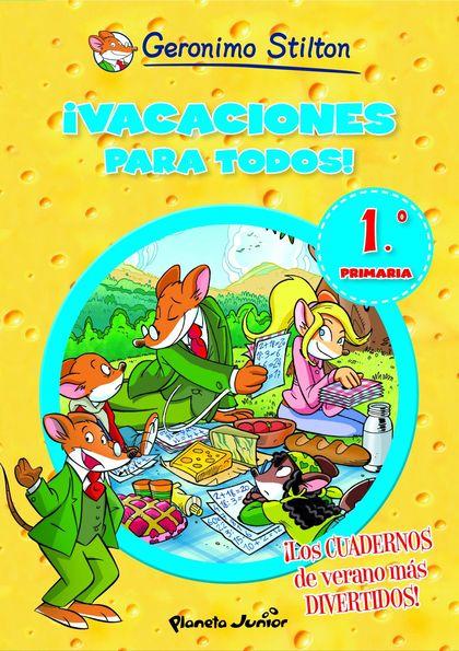 ¡VACACIONES PARA TODOS! 1