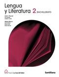 PROYECTO LA CASA DEL SABER, LENGUA Y LITERATURA, 2 BACHILLERATO
