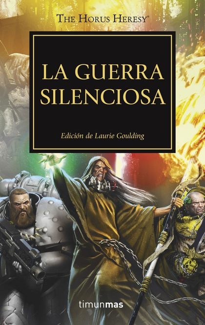 LA GUERRA SILENCIOSA Nº 37. EDICIÓN DE LAURIE GOULDING