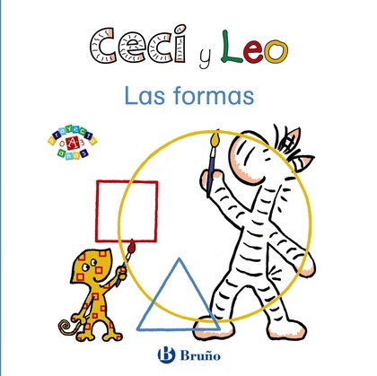 CECI Y LEO. LAS FORMAS.