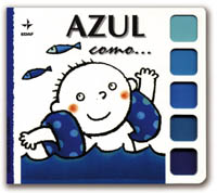 AZUL COMO--