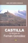 CASTILLA EN TIEMPOS DE FERNÁN GONZÁLEZ