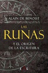 LAS RUNAS Y EL ORIGEN DE LA ESCRITURA.