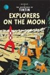 TINTIN EXPLORERS ON THE MOON.