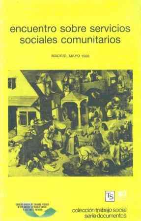 ENCUENTRO SOBRE SERVICIOS SOCIALEAS