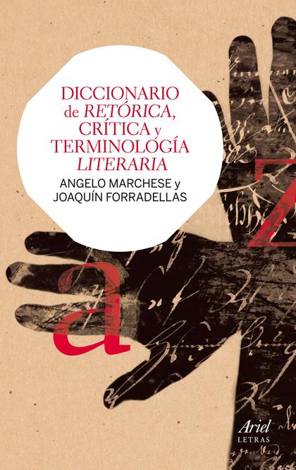 DICCIONARIO DE RETÓRICA, CRÍTICA Y TERMINOLOGÍA LITERARIA.