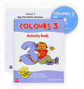 COLOURS 3 ACTIVITY BOOK.