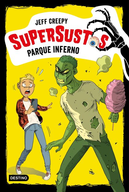 SUPERSUSTOS. PARQUE INFERNO