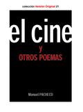 EL CINE Y OTROS POEMAS.