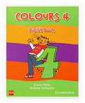 COLOURS 4. PUPIL´S BOOK. 4 EP.