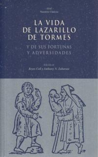 VIDA LAZARILLO TORMES FORTUNAS ADVERSIDADES