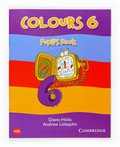 6º EP INGLÉS COLOURS PUPIL´S BOOK (2007).