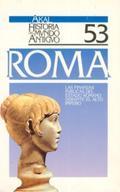 AKAL H.MUNDO ANTIGUO N.18 ROMA.FINANZAS PUBLICAS
