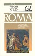 AKAL H.MUNDO ANTIGUO N.27 ROMA.EVOLUCION IMPERIO ROMANO DE ORIE.A JUST