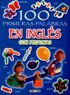 100 PRIMERAS PALABRAS EN INGLÉS
