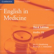 ENGLISH IN MEDICINE CD