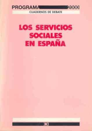 SERVICIOS SOCIALES EN ESPAÑA