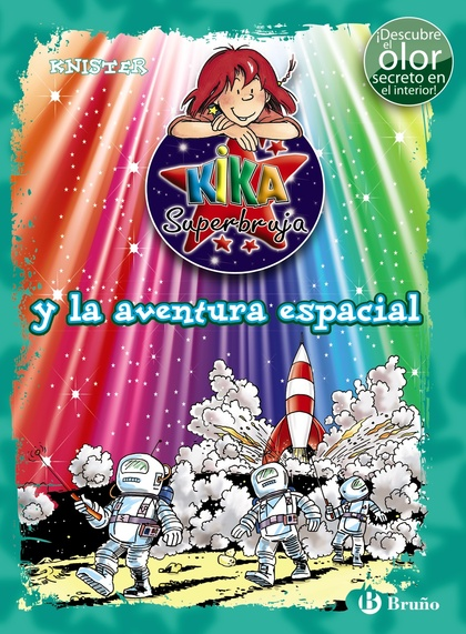 KIKA SUPERBUJA Y LA AVENTURA ESPACIAL (ED. COLOR)