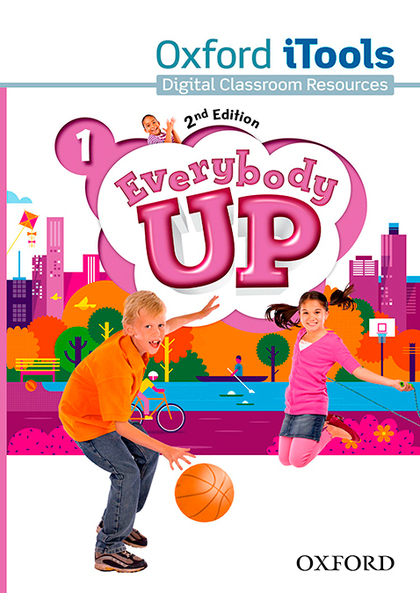 EVERYBODY UP! 1. ITOOLS DVD-ROM 2ND EDITION