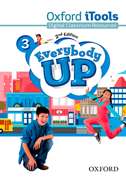 EVERYBODY UP! 3. ITOOLS DVD-ROM 2ND EDITION
