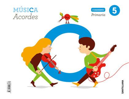 5PRI CUADERNO MUSICA ED19.