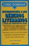INTR. GENEROS LITERARIOS