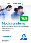 MEDICINA INTERNA VOL 2 TEST COMENTADOS.