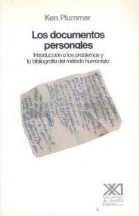 DOCUMENTOS PERSONALES : INTRODUCCIÓN A PROBLEMAS Y BIBLIOGRAFÍA...