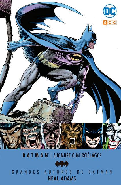 BATMAN: ¿HOMBRE O MURCIÉLAGO?