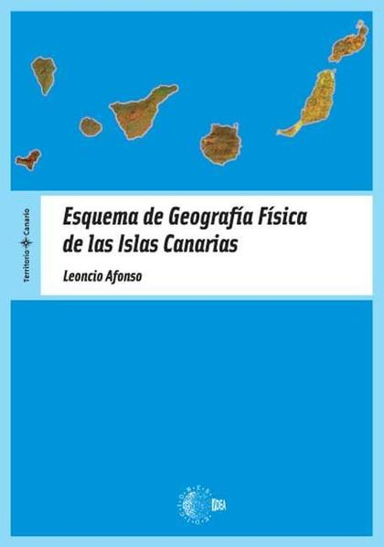 ESQUEMA DE GEOGRAFÍA FÍSICA DE LAS ISLAS CANARIAS