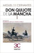 DON QUIJOTE DE LA MANCHA I - II [2 VOLS.].