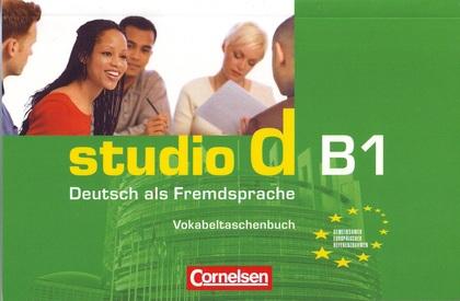 STUDIO D B1. VOCABULARIO