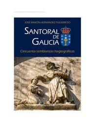 SANTORAL DE GALICIA. CINCUENTA SEMBLANZAS HAGIOGRÁFICAS