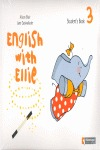 ENGLISH WITH ELLIE 3 STUDENT´S BOOK.