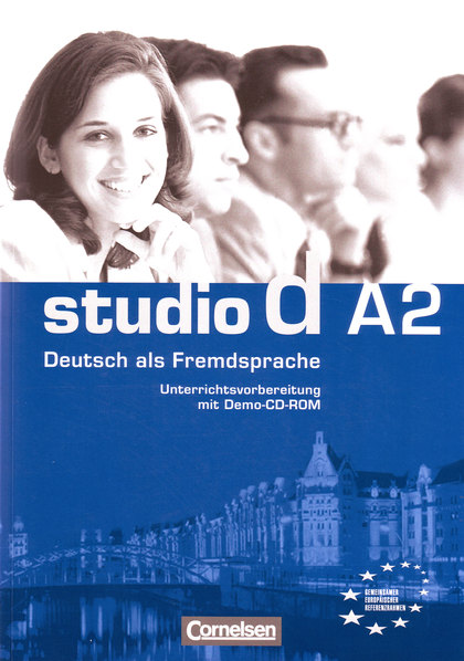 STUDIO D A2 PROFESOR (DEMO CD ROM)
