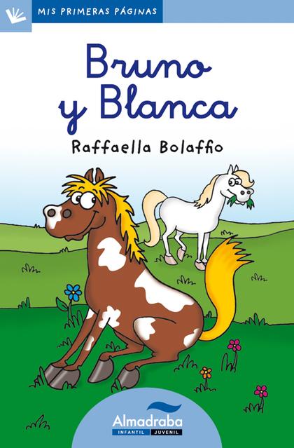 BRUNO Y BLANCA (LETRA CURSIVA).